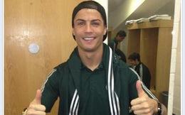 Ronaldo thú nhận mình là Gay'