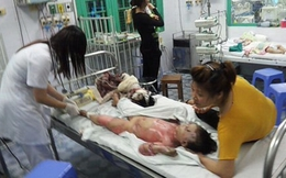 Hải Phòng: Cả gia đình bị thiêu cháy