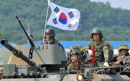 Gần 50% thanh niên Hàn sẵn sàng đánh Triều Tiên