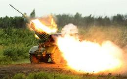 Sức mạnh pháo uy lực nhất quân đội Campuchia