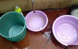 70.000 hộ dân Hà Nội mất nước sinh hoạt