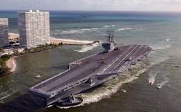 """10 hàng không mẫu hạm """"đỉnh"""" nhất của  Mỹ"""