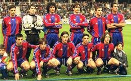 Xavi, Tito, Mourinho và sự hoán đổi kỳ lạ
