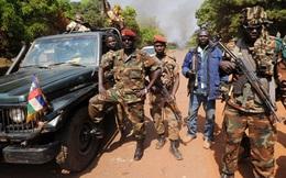 Trung Phi: Thủ đô mất, Tổng thống bỏ chạy