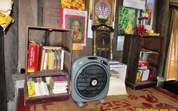Thăm căn phòng đơn sơ của cố Trưởng lão HT Thích Thanh Bích