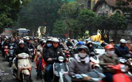 Hà Nội thu phí bảo trì đường bộ với xe máy
