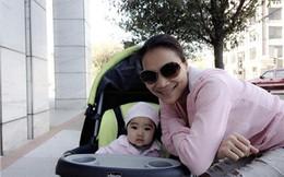 Hồng Ngọc bất ngờ khoe ảnh con gái 7 tháng tuổi