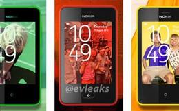 Lộ diện thiết kế Nokia Asha phiên bản mới