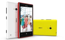 Lumia 720 - Điện thoại mỏng nhất dòng Lumia về tại Việt Nam