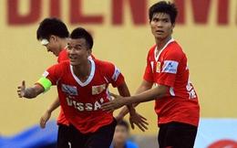 Ninh Bình và Thanh Hóa tạo mưa bàn thắng