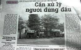 Nghệ An: Phóng viên chống tiêu cực bị dọa giết