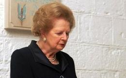 """Hé lộ ngày cuối đời của """"Bà đầm thép"""" Margaret Thatcher"""