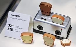 Những phụ kiện của cổng USB thú vị cực kì