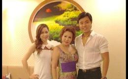 """Yvonne Thúy Hoàng """"khoe"""" khéo vòng 1 căng đầy bên """"tình trẻ"""""""