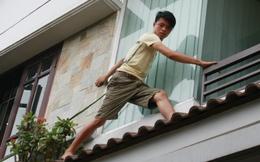 Toàn cảnh 'người nhện' leo mái nhà, trộm hột xoàn bạc tỷ