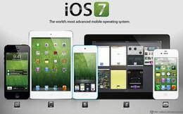 iOS 7 sẽ được ra mắt vào giữa tháng 6