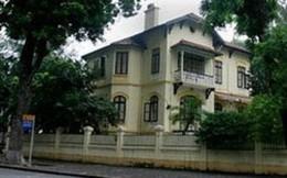 """""""Choáng"""" giá thuê nhà biệt thự cổ 400 - 600 triệu đồng/tháng"""