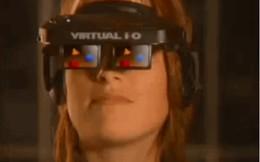 Ngắm Google Glass phiên bản... 1995