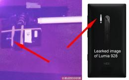 Lumia 928 bất ngờ xuất đầu lộ diện