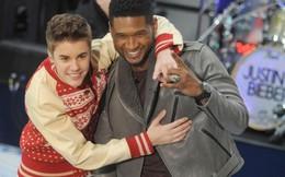 Thầy trò Usher - Justin Beiber bị kiện vì đạo nhạc