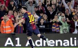"""Messi lập siêu phẩm, Barca thắng """"rửa mặt"""""""