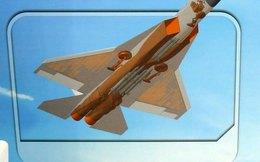 Thổ Nhĩ Kỳ bất ngờ tung thiết kế máy bay tàng hình-TFX