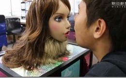 """Nhật Bản: Robot """"gái xinh"""" khử mùi hôi miệng"""