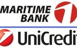 """Maritimebank bị nghi """"đạo"""" logo doanh nghiệp ngoại: Giống nhau đến 99%"""