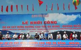 1,47 tỷ USD khởi công đường cao tốc Đà Nẵng - Quảng Ngãi