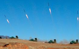Triều Tiên bắn tiếp quả tên lửa thứ 4 về phía Nhật