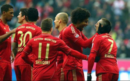 Bayern Munich chuẩn trên mọi phương diện