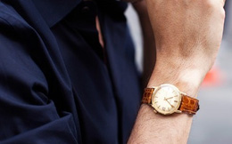 Soi đồng hồ của quý ông phong cách