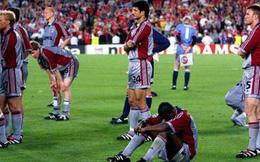 Bayern Munich và ác mộng tại các trận Chung kết Champions League