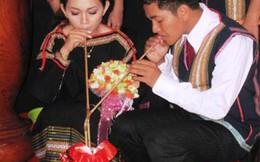 Độc đáo đám cưới truyền thống Tây nguyên