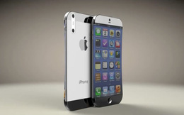 Ấn tượng với chiếc iPhone 6 màn hình cong cùng camera 3D