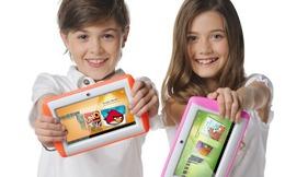"""Top 5 máy tính bảng """"bền bỉ"""" trước trẻ nhỏ"""