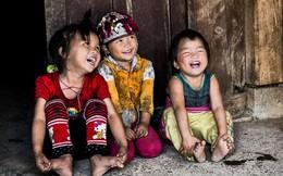 National Geographic chia sẻ ảnh đẹp về trẻ em Sapa