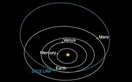 Tiểu hành tinh cỡ xe tải vừa sượt ngang Trái đất