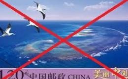 Trung Quốc phát hành tem vi phạm chủ quyền Hoàng Sa của Việt Nam