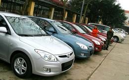 Từ giữa tháng 6 tăng thuế nhập khẩu ô tô cũ
