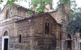 Khám phá những nhà thờ đá cổ Hy Lạp