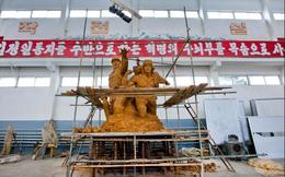 Công xưởng nghệ thuật lớn nhất thế giới ở Triều Tiên