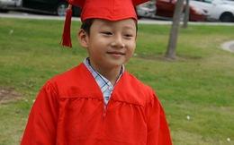 Jennifer Phạm khoe ảnh con trai tốt nghiệp mẫu giáo