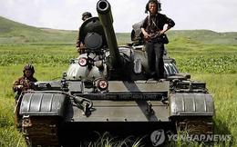 Triều Tiên triển khai 900 xe tăng mới