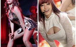 """Top 10 nữ hoàng """"lửa"""" nhất K-pop"""
