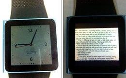 TP.HCM: Sinh viên quay bài bằng đồng hồ thông minh