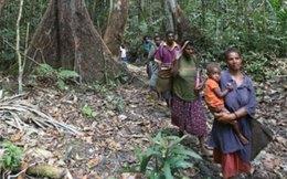 Người Trung Quốc bị chặt đầu ở Papua New Guinea