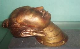 Ly kỳ tượng vàng cổ: Tiền vào tay, họa vào người