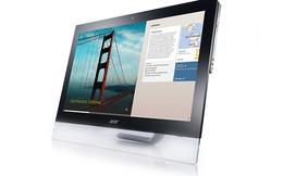 'Cận cảnh' desktop mới dáng vẻ… siêu mẫu của Acer