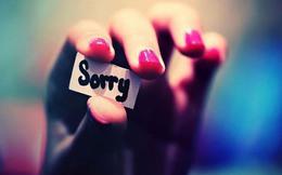 6 cách xin lỗi dễ khiến người ấy 'xiêu lòng'